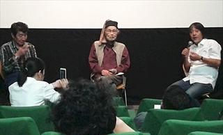 左から:北井一夫、大津幸四郎、代島治彦.jpg